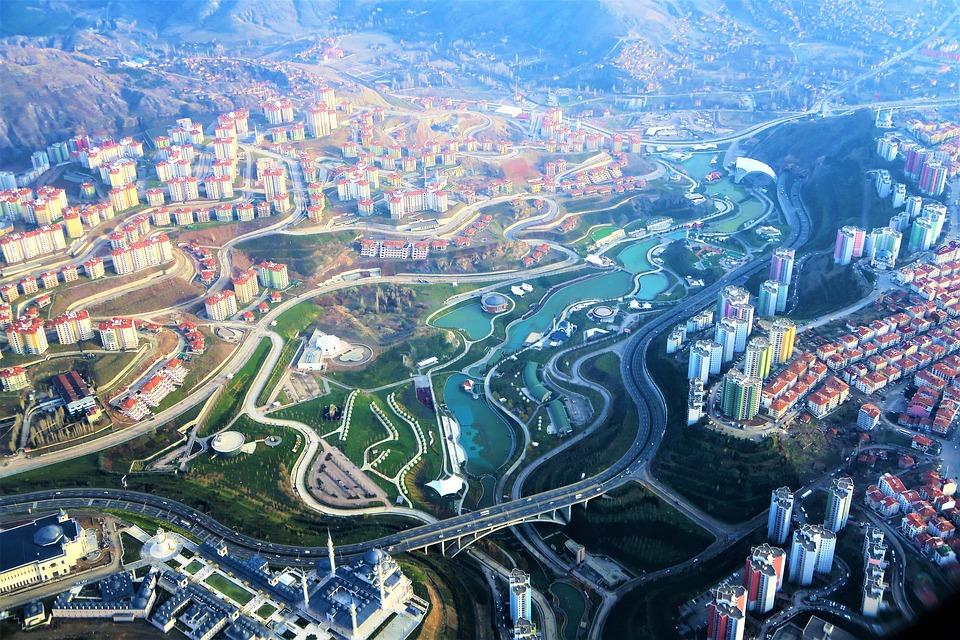 Constructii pentru orase moderne