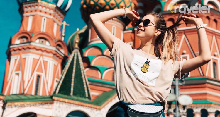 City Break ieftin în Moscova