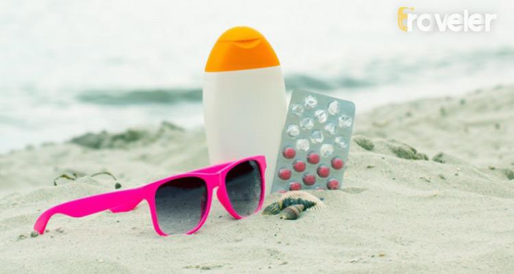 Medicamente la plaja