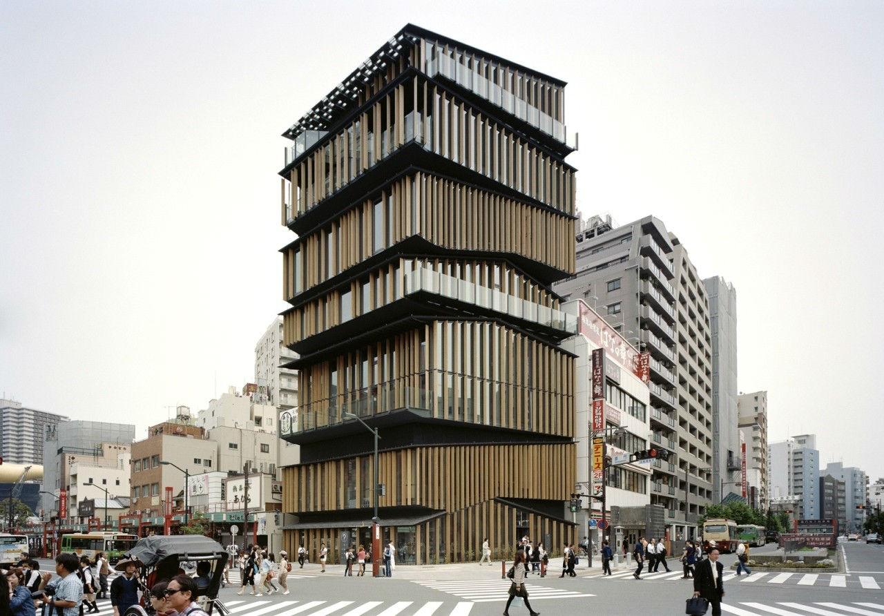 Asakusa Centru de Cultura si Turism