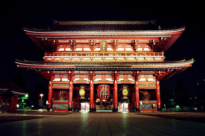 Templul Senso-ji