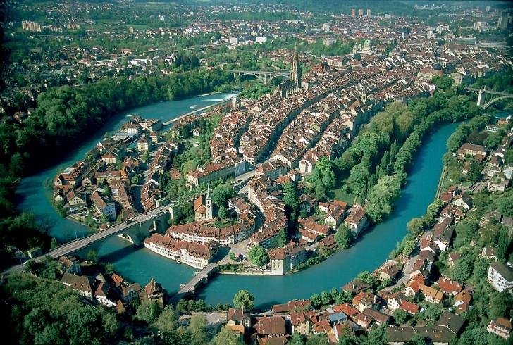 Explorati si admirati Berna