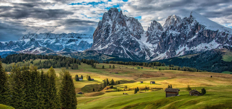 2. Mergi in drumetie in Dolomiti