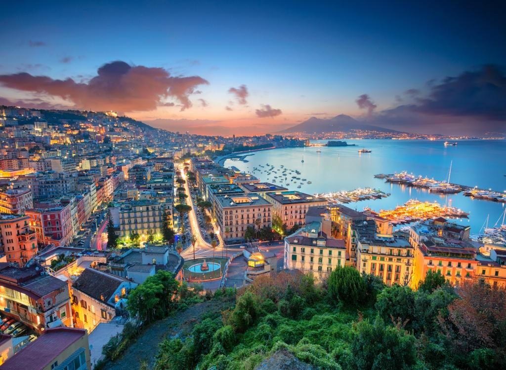 3. Mergi cu caiacul la Napoli