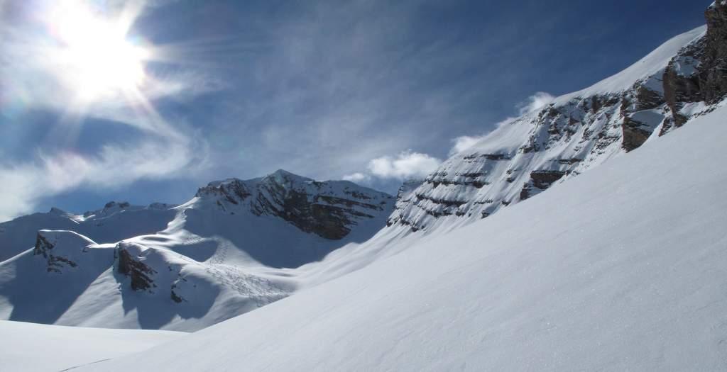 6. Schi extrem de tura in Piemont