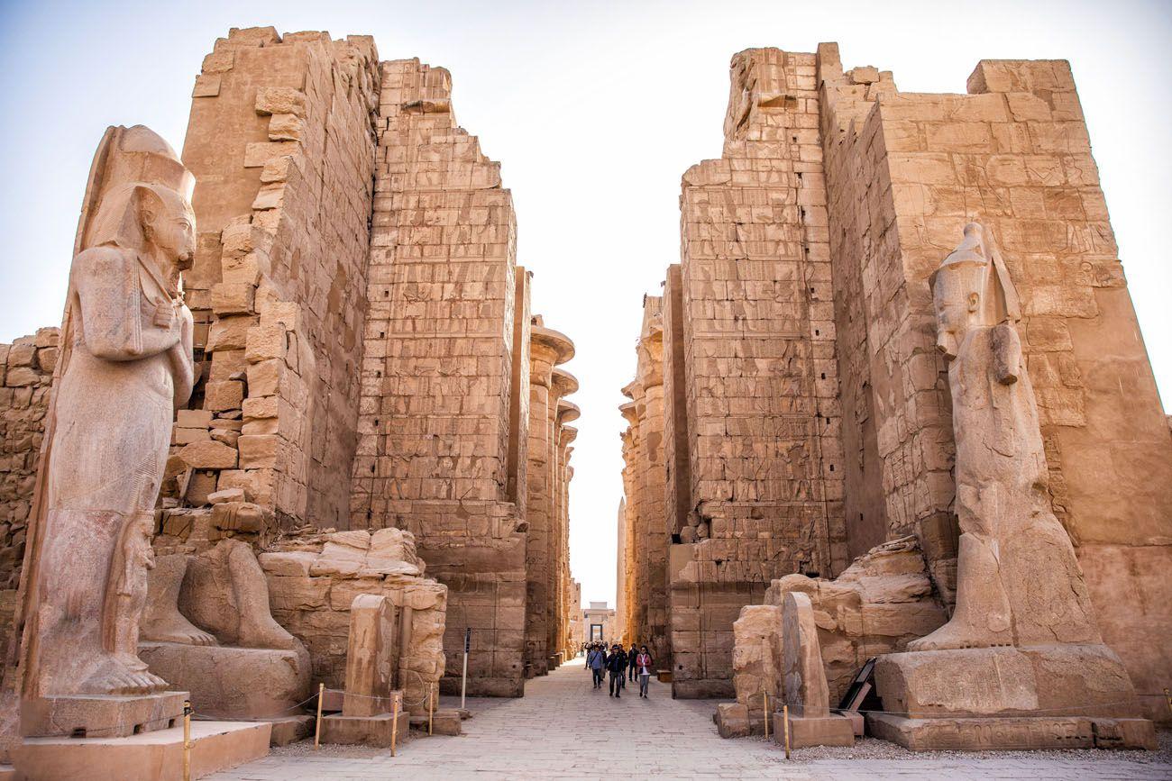 temple din Karnak