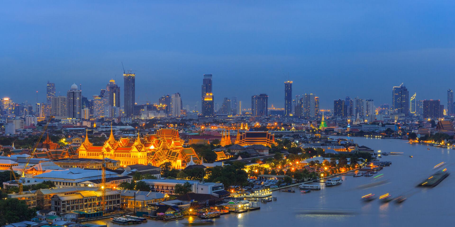 Pierde-te in haosul din Bangkok