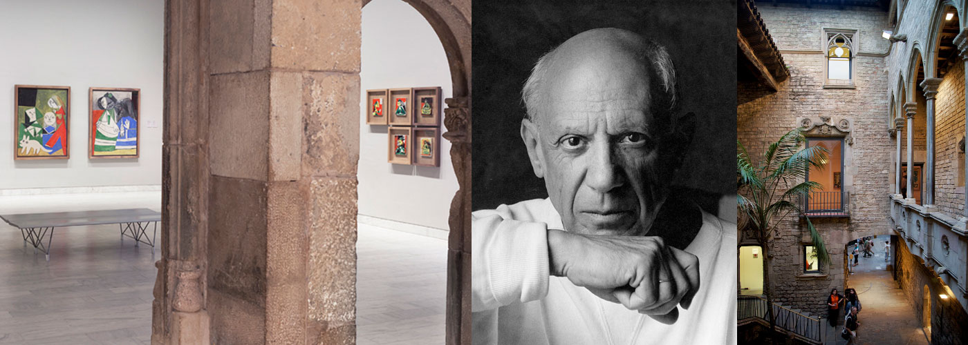 Admirati colectia nebuna la Museu Picasso