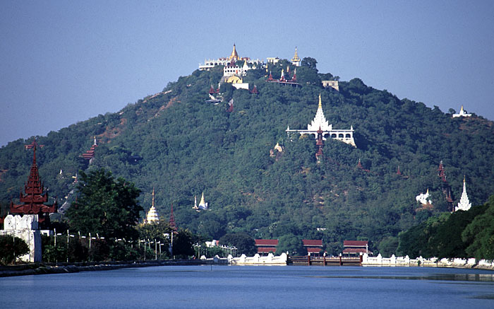 Urcati pe Mandalay Hill