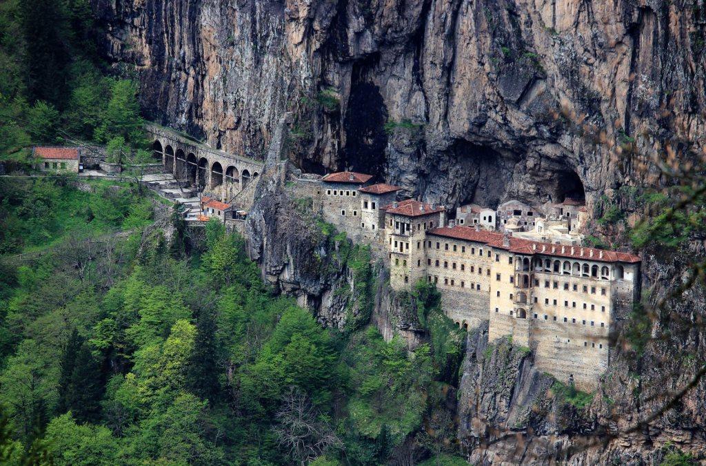 Manastirea Sumela