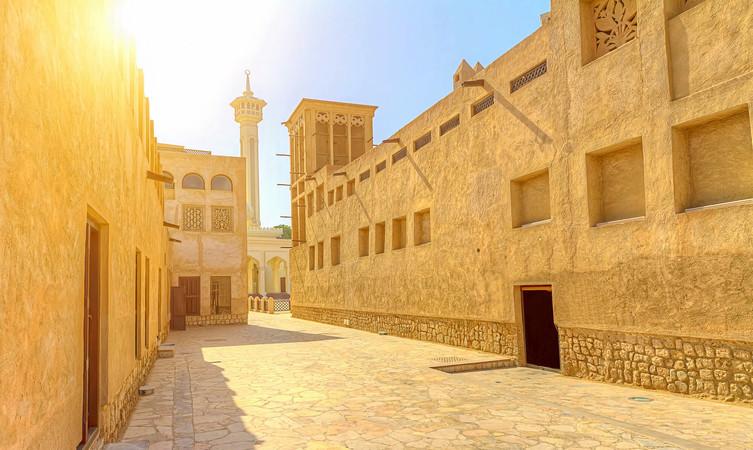 Cartierul istoric Al Bastakiya