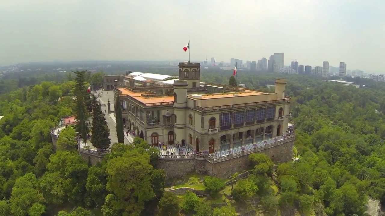 Castelului Chapultepec