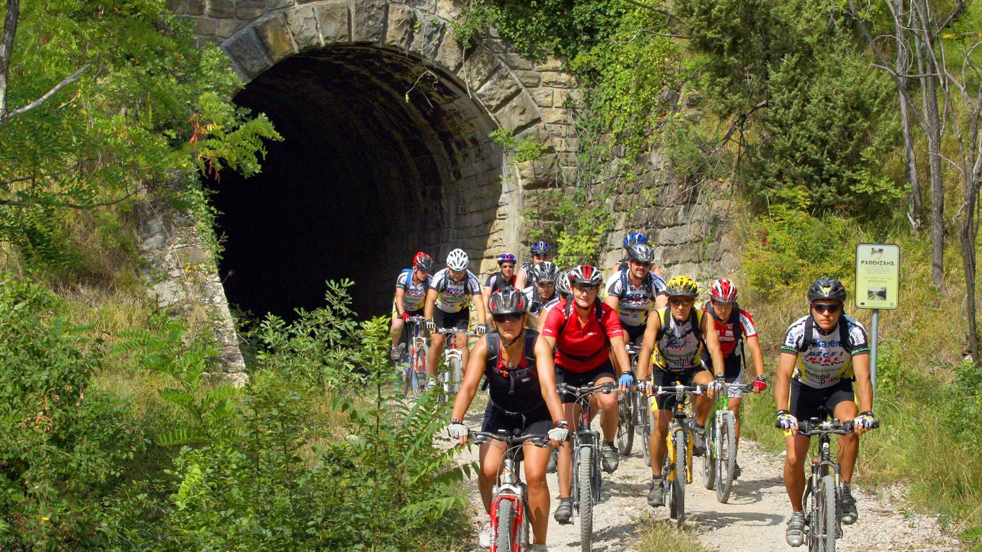 Croatia cu bicicleta