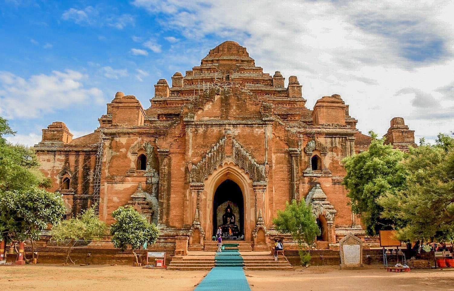 Templul Dhammayangyi