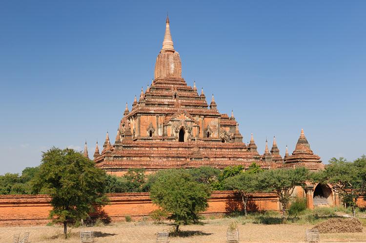 Templul Sulamani
